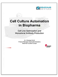 Cell Culture Automation in Biopharma