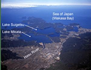 Mikata-goko and Wakasa Bay © www.suigetsu.org