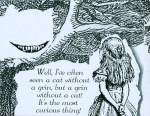 © Lewis Carroll Through the Looking-Glass