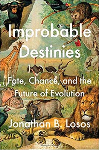 Book review: Jonathan Losos' Improbable Destinies |