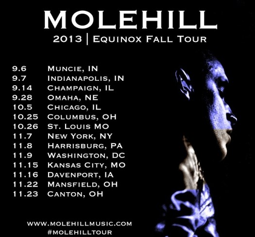 Molehill Fall Tour - v.3