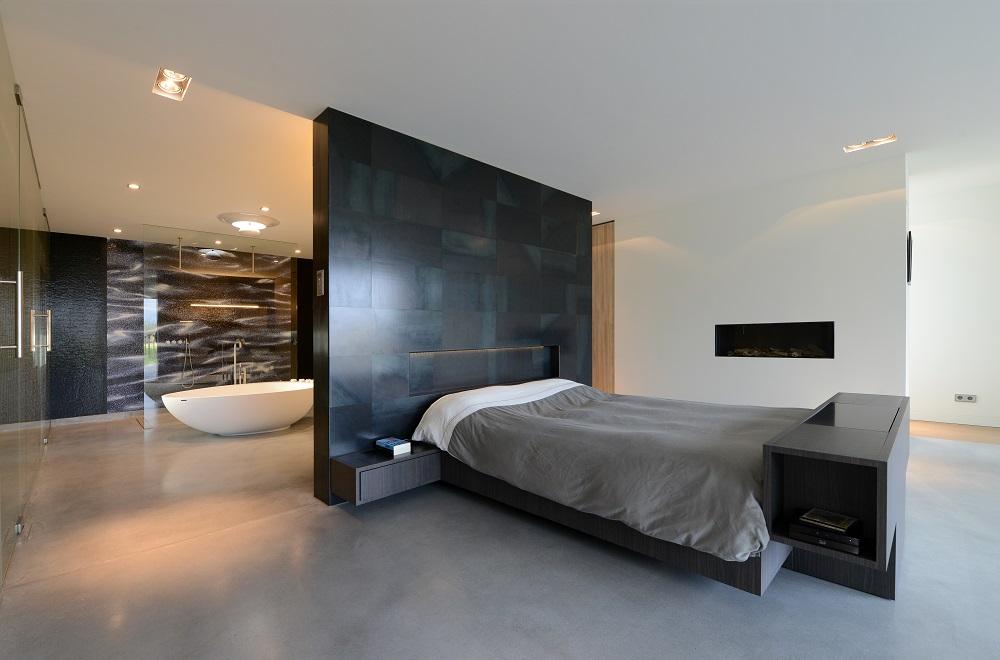 Interieurontwerp voor Villa O  Caroline Molenaar