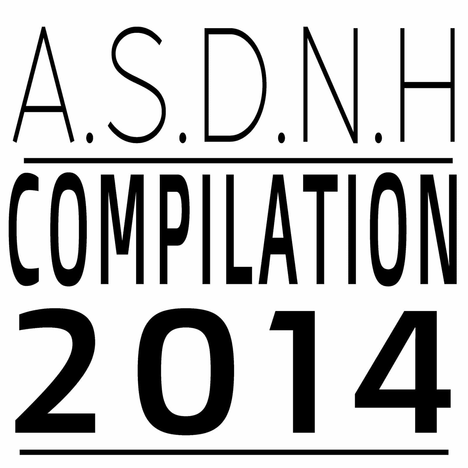 A.S.D.N.H Compilation 2014 Audio CD — Molicamedia.com