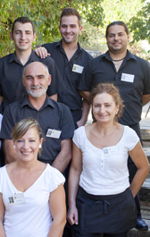 Rural Hotel Molino del Santo Friendly Staff