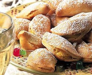 Cucina molisana i cauciuni Ravioli dolci con ripieno di ceci Ecco la ricetta  Moliseinvita