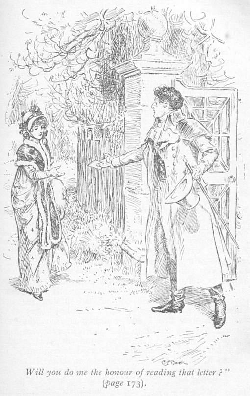 Austen Illustrators Henry and Charles Brock