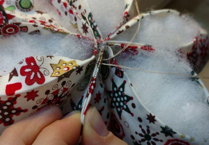 In der Weihnachtsschneiderei …