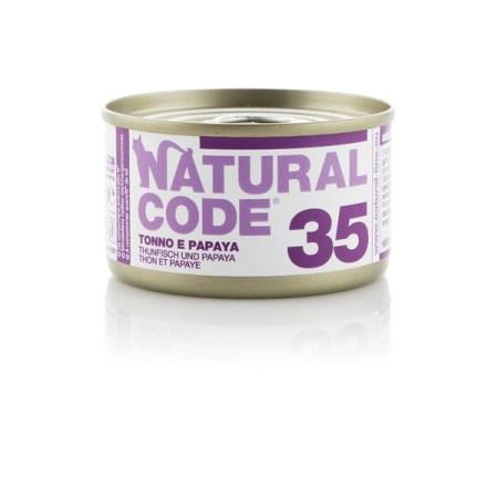 Natural Code 35 Tonno e Papaya• 0,85g