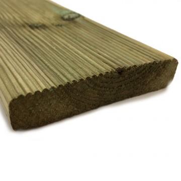 Listone pavimentazione esterno in pino impregnato LOSA