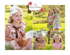 Easter Wishes – the Easter Collection Shoot