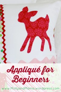 How To Appliqué – an Introduction to Fabric Appliqué