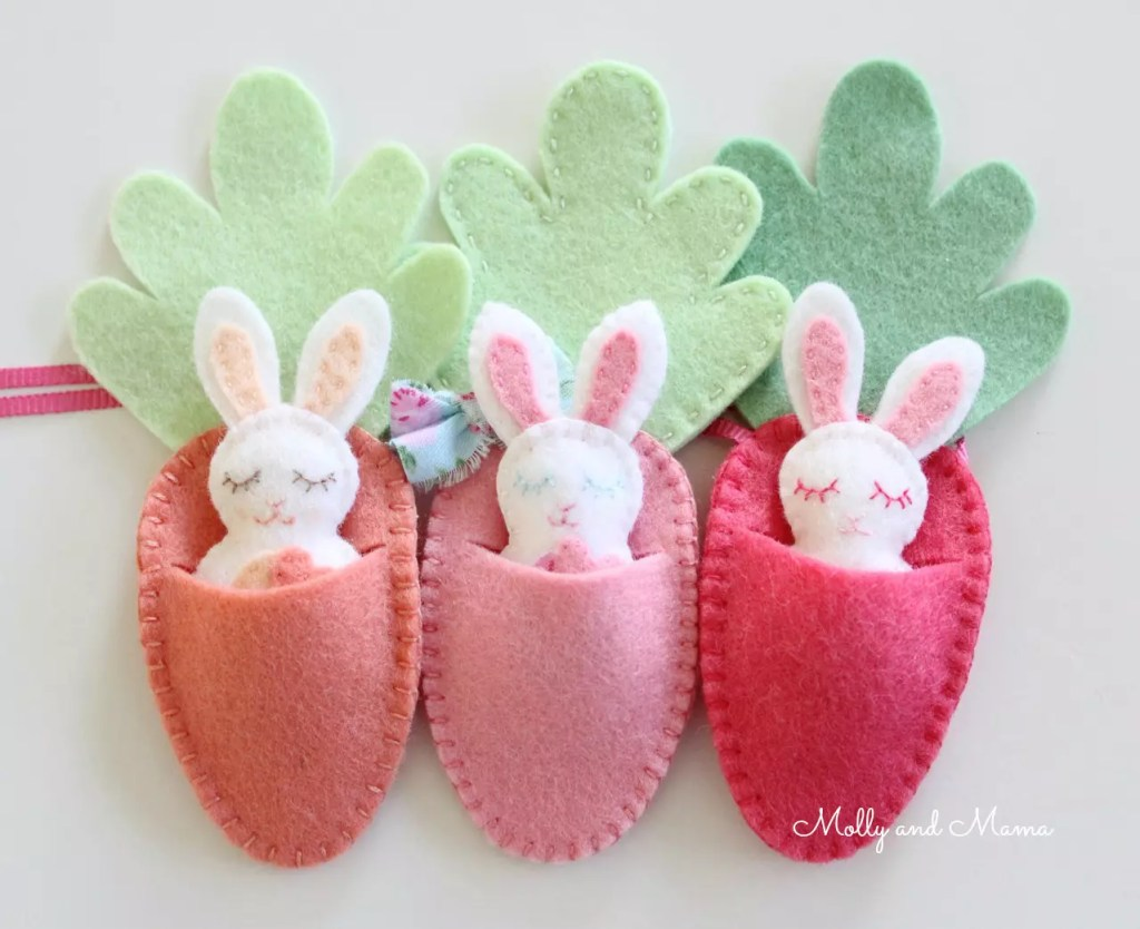 Sewing for easter 5 fun and easy projects molly and mama theyre quick to sew and fun to make and because the pattern is an instant download you can get started right away read more about the molly and mama negle Image collections