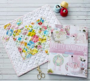 Week 2 Round Up of the the Pretty Handmades Book Showcase