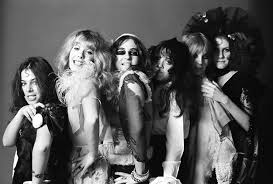 LE GROUPIES Pamela des Barres e quelle che…