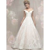 C461 - Wedding Dresses - Allure Couture Wedding Dress by ...