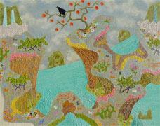 "Hung Viet Nguyen, ""Mindscape #46,"" 2014"