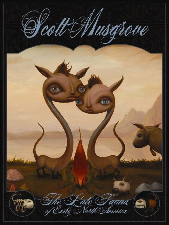 """The Late Fauna of Early North America,"" Scott Musgrove"