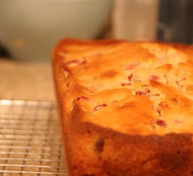 Cranberry-Orange Nut Bread