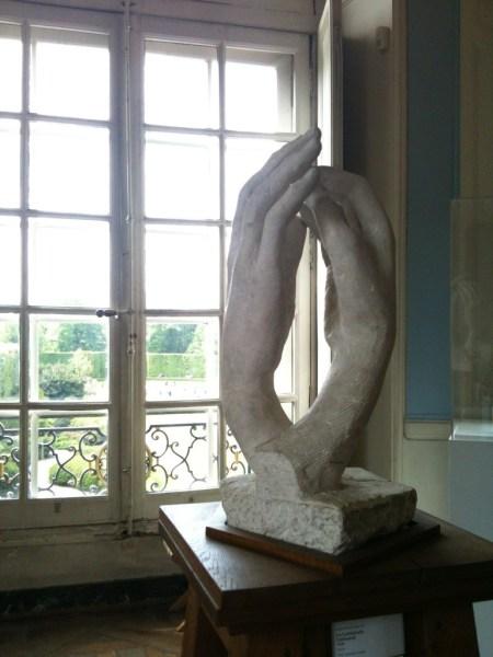 Hands Rodin Museum