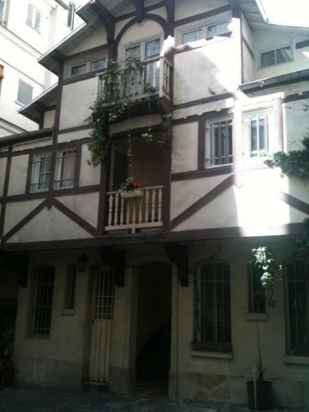 9th courtyard