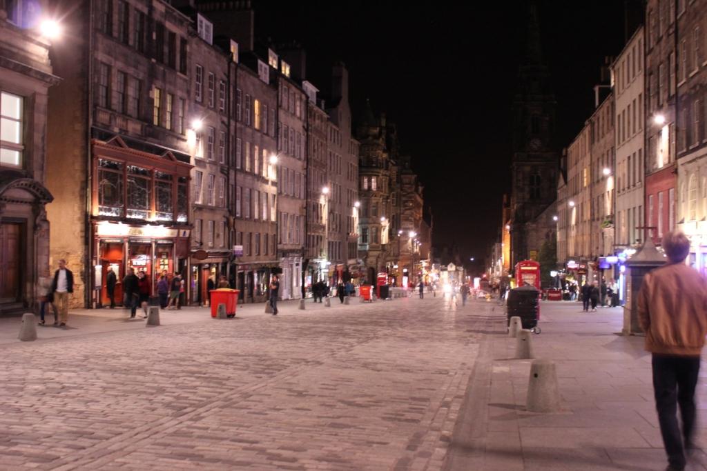 Edinburgh-Night