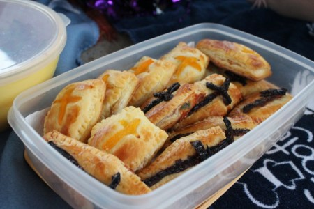 Puff Pastry Coffins