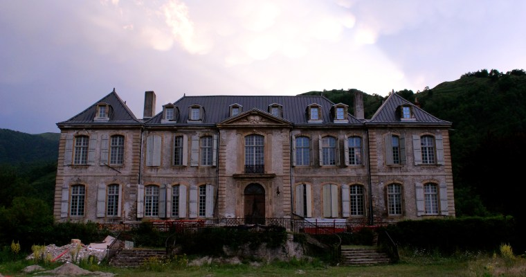 My Stay at Chateau de Gudanes