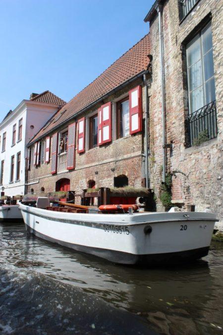 Bruges Boat