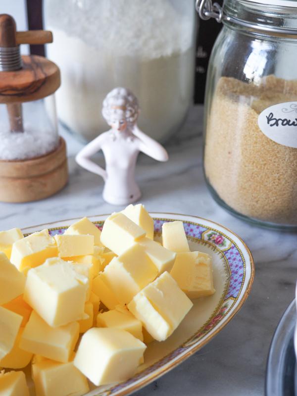 Surprise Bake Along 3 MollyJWilk cubed butter