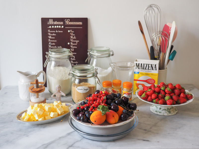 4th Surprise Bake Along – The Ingredients and Equipment