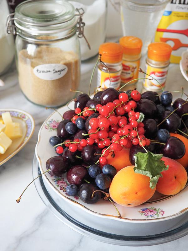 Surprise Bake Along 3 the Fruit