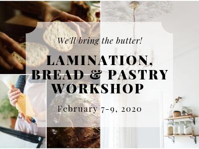 Lamination Workshop in Versailles
