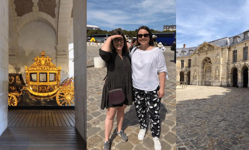 Tour of Versailles and Macaron Class