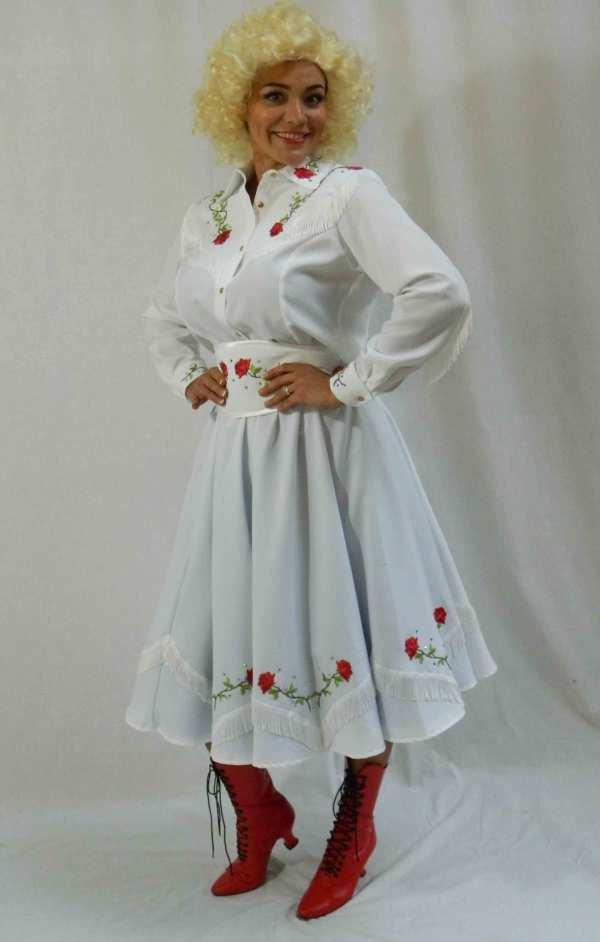 Dolly Parton Costume Dresses
