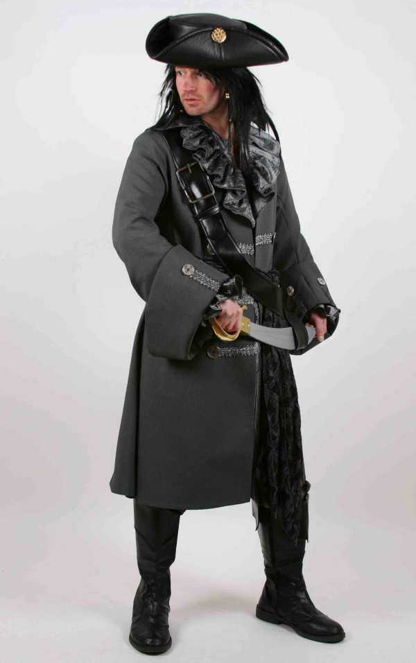 Jack Sparrow Pirate Costume