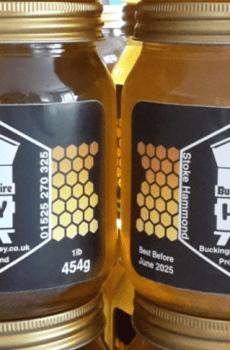 Buckinghamshire honey