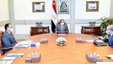 """صورة الرئيس يتابع جهود الدولة """"لتطوير منظومة المخابز على مستوى الجمهورية"""