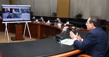صورة وزير البترول: إجراءات تحسين الاستثمار المعدنى يحفز على ضخ أموال جديدة بمصر