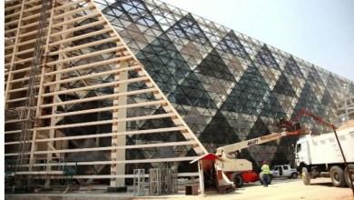 صورة وزير الآثار: المتحف المصري الكبير سيضاهي كبرى المتاحف العالمية