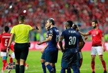 صورة مباراة الاهلي والترجي بدون جماهير