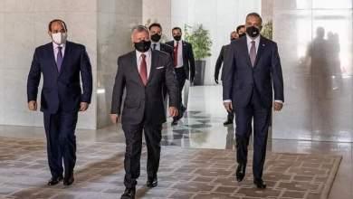 صورة الرئيس عبد الفتاح السيسي يتوجه إلى العراق