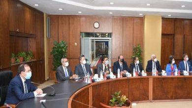صورة اجتماع اللجنة العليا لمؤتمر إيجبس 2022