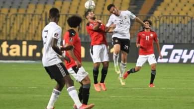 صورة مصر تفوز علي ليبيا ٣/صفر