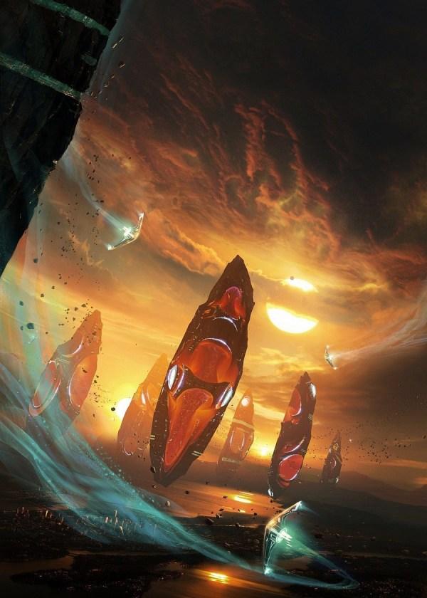 Sci-Fi Art Gallery