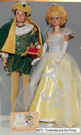bersicht Vintage Barbie Outfits 1800