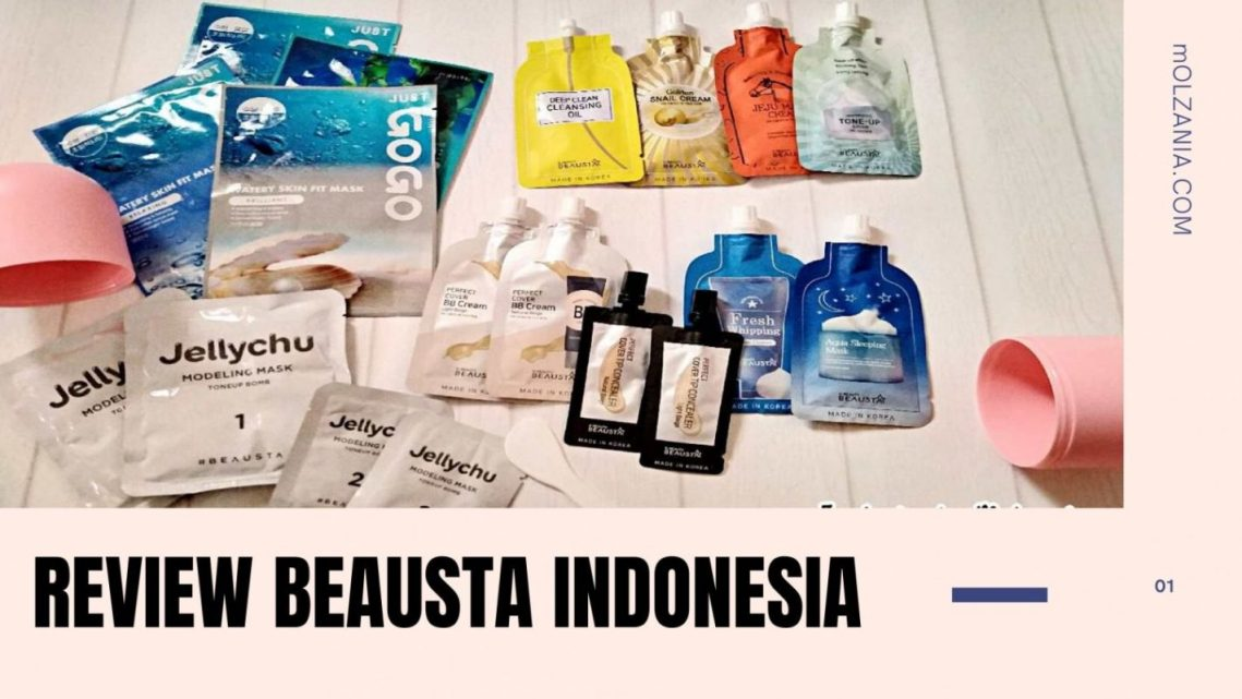[Review] First Impression Makeup dan Skincare Beausta Indonesia