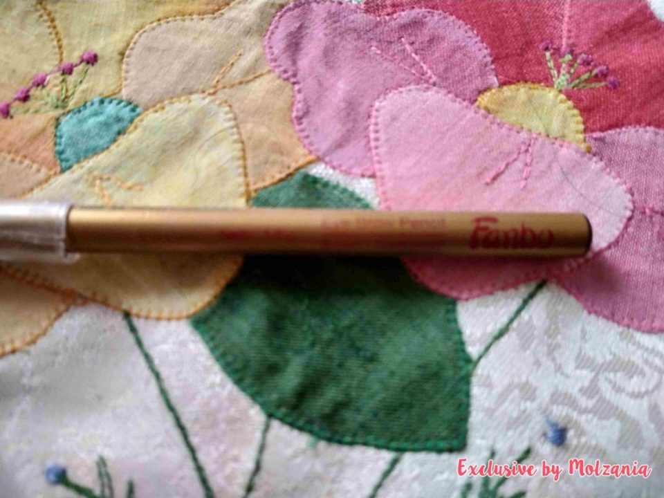 eye pencil glass skin