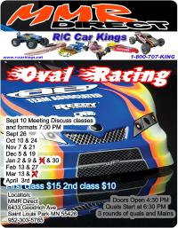 RC Car Kings Carpet Oval Program - R/C Tech Forums