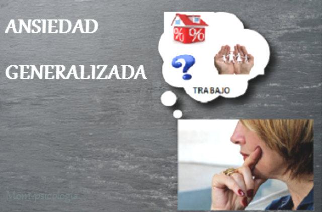 Trastorno ansiedad generalizada-Mom psicología