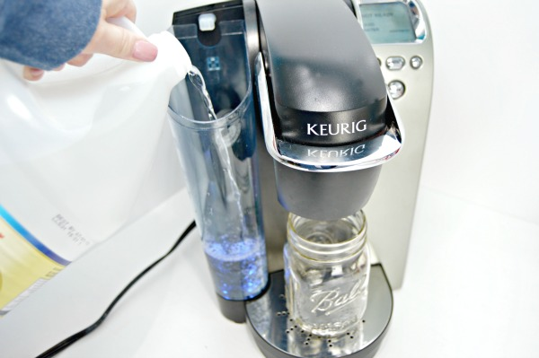Keurig Descale Light